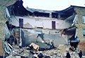 Обрушение стены школы в Василькове под Киевом
