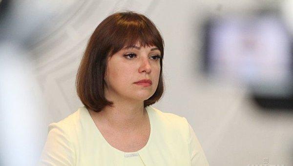 Рычкова: Савченко помогает Кремлю ввойне против Украинского государства