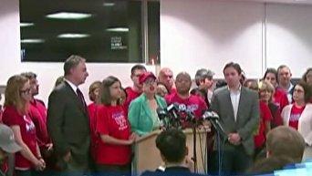 Властям США удалось предотвратить масштабную забастовку учителей