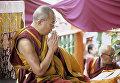 Его Святейшество Далай-лама. Архивное фото