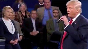Хиллари Клинтон и Дональд Трамп спели украинскую песню. Видео
