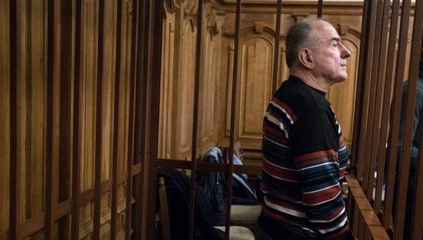 Пукач просит Высший специализированный суд перевести его вдругую колонию