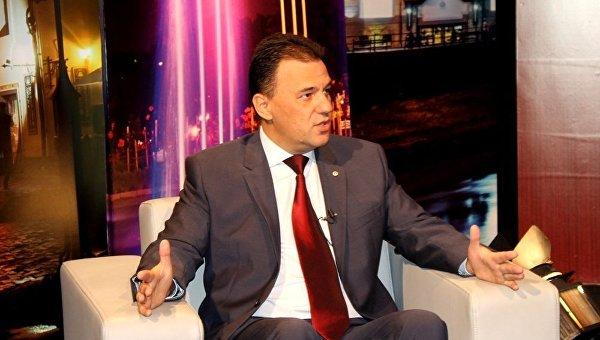 Михаил Ривис, глава Закарпатского областного совета