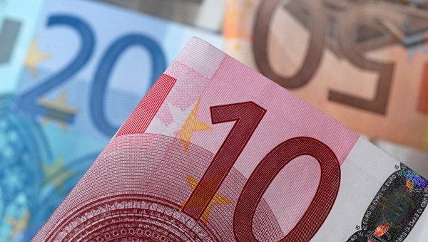 Купюра евро