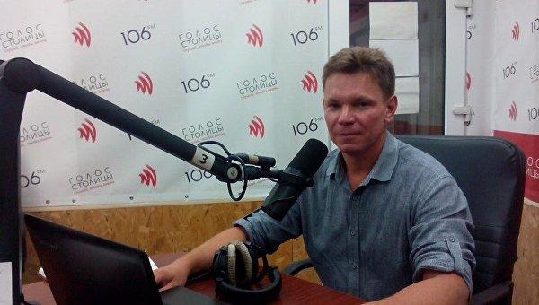 Кандидат экономических наук, управляющий партнер консалтинговой компании Финансовая студия Евгений Невмержицкий.