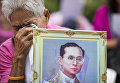 Умер король Таиланда Пхумипхон Адулъядет. Траур в стране