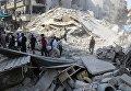 При очередном обстреле районов сирийского Алеппо, подконтрольных правительственным войскам, погибли семеро школьников, еще 10 получили тяжелые ранения