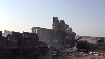 ВМС США нанесли удар Томагавками по радарам в Йемене. Видео