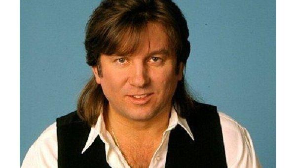 Певец и композитор Юрий Лоза.