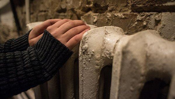 ВХарькове мощнейший прорыв натеплосети: без тепла остались сотни домов
