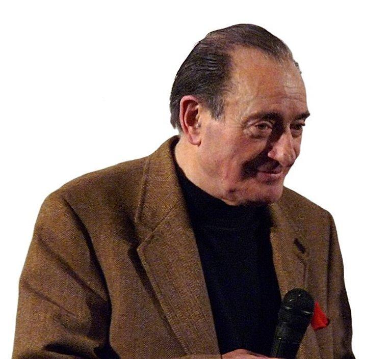 Французский комик Пьер Этекс. Архивное фото
