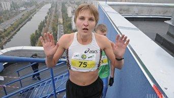 Вертикальный забег Runup в Киеве