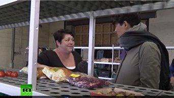 В Великобритании открывают магазины выброшенных продуктов