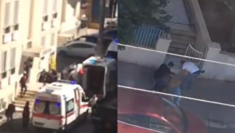 Очевидец разместил кадры с места теракта в турецком Газиантепе. Видео