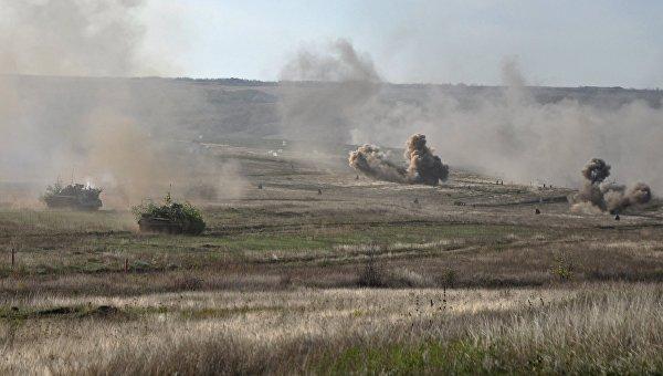 ЛНР: под огонь ВСУ попали Калиновка, Логвиново иЖелтое