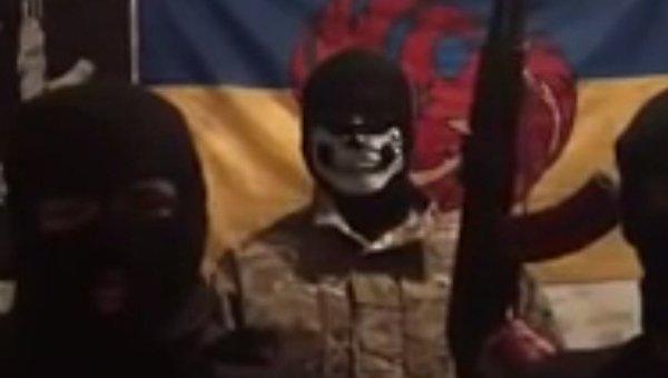 Люди, называющие себя убийцами Моторолы, записали видеообращение