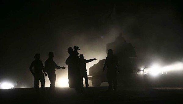 Около 70 человек погибли в итоге атаки смертника вМосуле