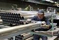 Металлургический завод. Архивное фото