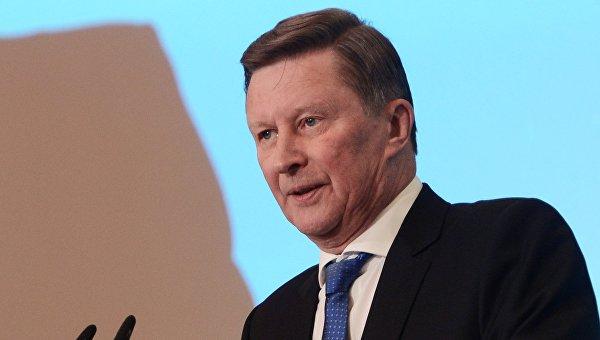 Сергей Иванов раскрыл детали своего ухода споста руководителя администрации Кремля