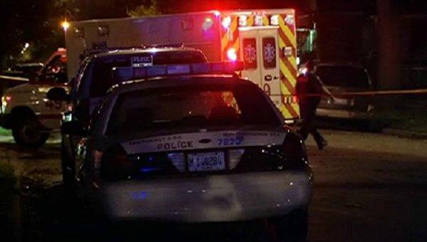 В итоге стрельбы вЧикаго пострадало 5 человек