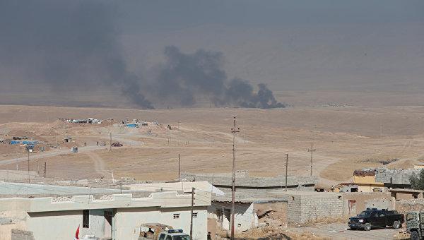 Исламские боевики экстремистской группировки скинули тела казненных иракских бойцов в р.Тигр— ООН