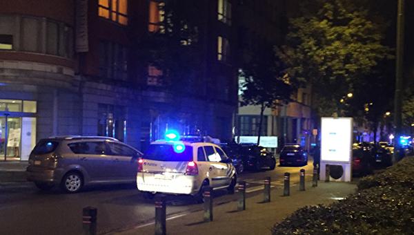 Заложников вCarrefour захватил сын замбургомистра поспорту