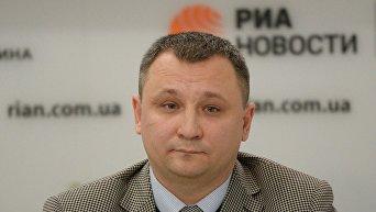 Ответственный секретарь Национальной медицинской палаты Сергей Кравченко