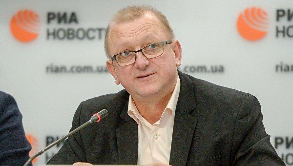 Президент Всеукраинского совета защиты прав и безопасности пациентов Виктор Сердюк