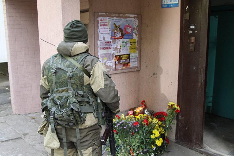 Командир ополчения ДНР Арсен Павлов (Моторола) погиб в Донецке