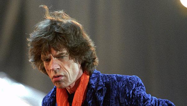 Из-за болезни Мика Джаггера отменен концерт The Rolling Stones