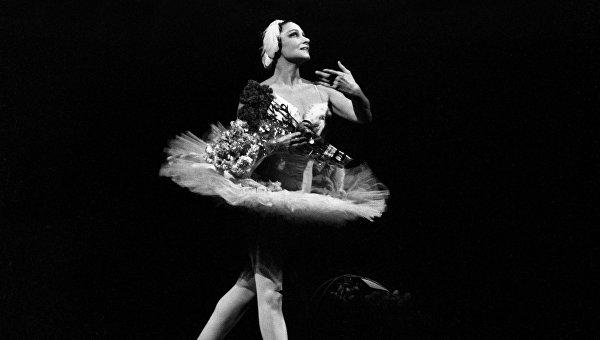 ВПариже скончалась одна извеличайших балеринXX века