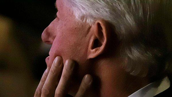 Снова застарое? Билла Клинтона обвинили в половых домогательствах