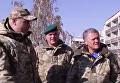Маркевич попал под обстрел возле Марьинки: кадры пограничников