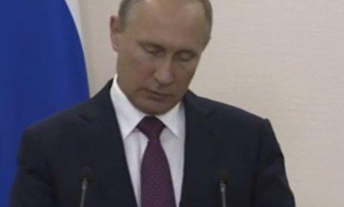 Путин о переговорах в Берлине
