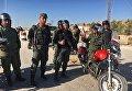 Гуманитарный коридор на севере Алеппо