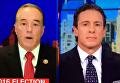 В эфире CNN возникли помехи, когда конгрессмен начал критиковать Клинтон