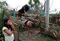 Супертайфун Лавин на Филиппинах
