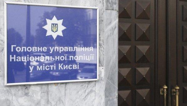 ВКиеве сострельбой ограбили инкассаторов