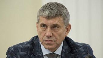 Министр энергетики и угольной промышленности Украины Игорь Насалик