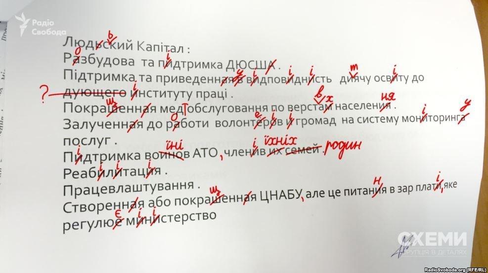 Новый губернатор Николаевщины допустил полсотни ошибок в52 словах