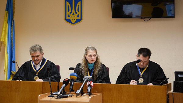 Суд вКиеве перенес рассмотрение дела против руководителя ЛНР