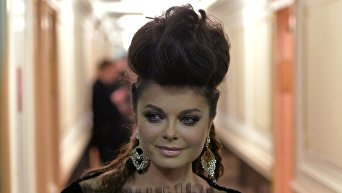 Певица Наташа Королева. Архивное фото