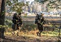 Под Киевом проходят соревнования снайперских групп