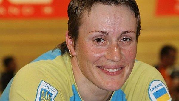 Украинка Любовь Басова стала чемпионкой Европы повелотреку
