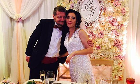 Свадьба Игоря Мосийчука
