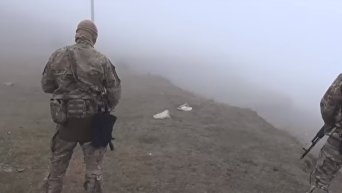 Спецоперация ФСБ в Дагестане по ликвидации 4 террористов