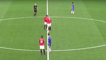 Челси vs Манчестер Юнайтед. Или игра в одни ворота. Видео