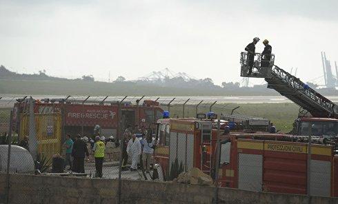 Легкомоторный самолет, на борту которого, предположительно, находились сотрудники пограничной службы Евросоюза, разбился на Мальте
