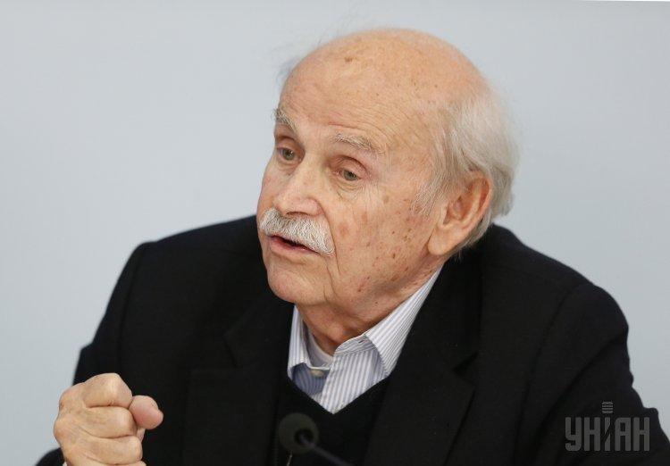 ВКиеве умер знаменитый экономист иобщественный деятель Богдан Гаврилишин