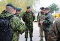 В рамках визита в Украину представители инспекционной группы стран-участниц ОБСЕ посетили Бригаду быстрого реагирования Национальной гвардии Украины.